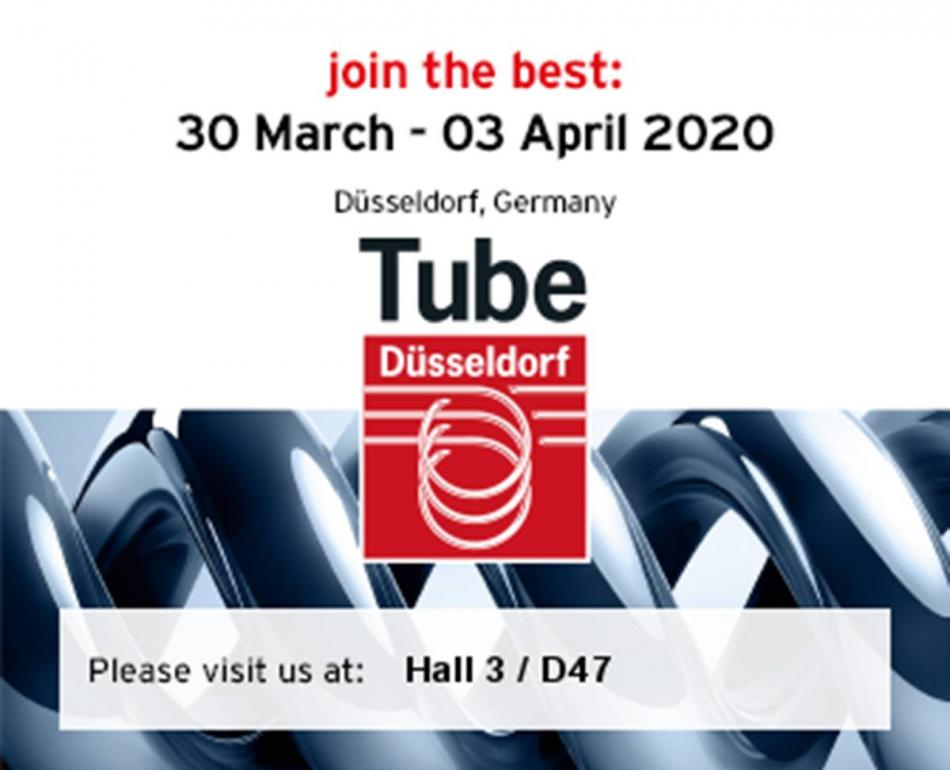 Acciaitubi a Tube 2020