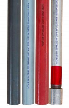 Tubi gas e acqua non saldati - tubi di acciaio